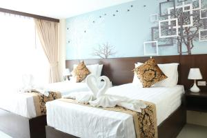 Sky Beach, Hotels  Ao Nang Beach - big - 41