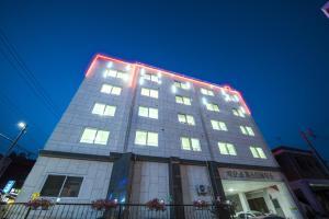 Big O Show Guesthouse, Хостелы  Йосу - big - 45