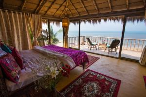 Dwarka Eco Beach Resort, Dovolenkové domy  Cola - big - 37