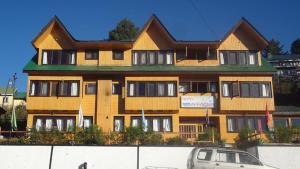 Hotel Affarwat, Hotel  Gulmarg - big - 13
