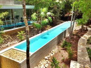 Luxury 2 Bedroom Bahia Principe Condo, Appartamenti  Akumal - big - 65