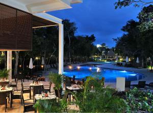Luxury 2 Bedroom Bahia Principe Condo, Appartamenti  Akumal - big - 53