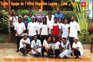 Hotel Napoleon Lagune, Hotels  Lomé - big - 87