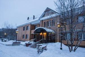 Гостиница Хамовники, Вольск