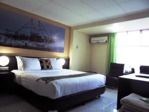 Auberges de jeunesse - Hotel Sampurna Jaya