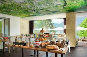Giardino Lago, Hotel  Locarno - big - 35