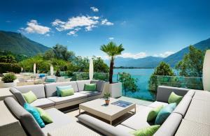 Giardino Lago, Hotel  Locarno - big - 9