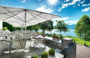 Giardino Lago, Hotel  Locarno - big - 21