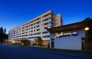 Radisson Blu Park Hotel, Oslo, Форнебу
