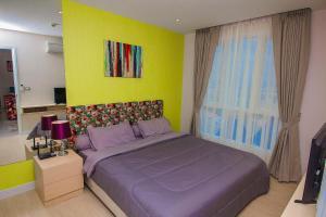 Grand Caribbean Resort Pattaya, Ferienwohnungen  Pattaya South - big - 17