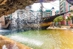 Grand Caribbean Resort Pattaya, Ferienwohnungen  Pattaya South - big - 7