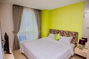 Grand Caribbean Resort Pattaya, Ferienwohnungen  Pattaya South - big - 16