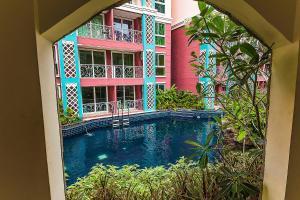 Grand Caribbean Resort Pattaya, Ferienwohnungen  Pattaya South - big - 14