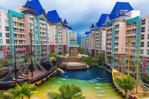 Grand Caribbean Resort Pattaya, Ferienwohnungen  Pattaya South - big - 1