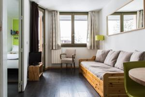 Chamois Blanc 308 Apartment