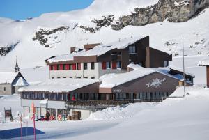 Berghotel Distelboden - Hotel - Frutt