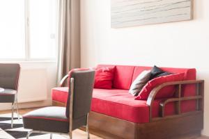 Oasis Apartments - Modern Bauhaus, Apartments  Budapest - big - 9