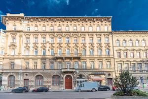 Oasis Apartments - Modern Bauhaus, Apartments  Budapest - big - 11