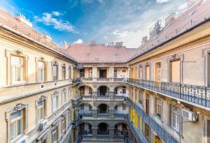 Oasis Apartments - Modern Bauhaus, Apartments  Budapest - big - 20