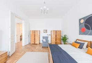 Oasis Apartments - Modern Bauhaus, Apartments  Budapest - big - 22