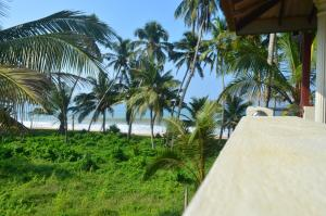 Induruwa Beach Villa, Отели  Бентота - big - 28