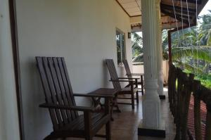 Induruwa Beach Villa, Отели  Бентота - big - 24