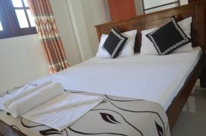 Induruwa Beach Villa, Отели  Бентота - big - 20