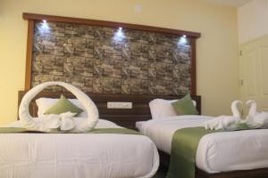 Hisham Residency, Hotel  Kakkanad - big - 26