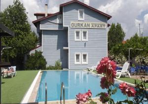 Апарт-отель Gurkan Apart Hotel, Дальян