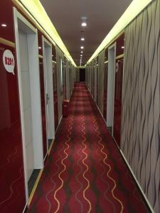 Auberges de jeunesse - Thank Inn Chain Hotel Jiangsu Xuzhou Jiawang Century Square