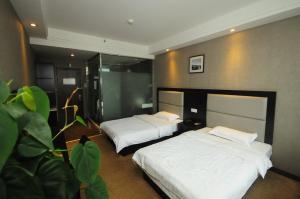 Hostales Baratos - JUNYI Hotel Anhui Hefei No.1 Middle School