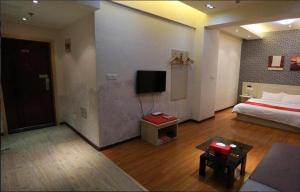 Auberges de jeunesse - Thank Inn Chain Hotel Anwei Huaibei Railway flagship store