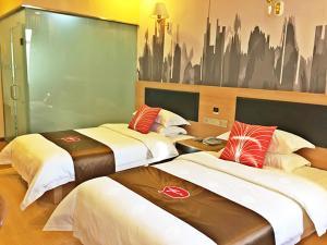 Auberges de jeunesse - JUNYI Hotel Hebei Zhangjiakou Zhangbei County East Xinghe Road