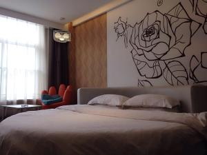 Hostels und Jugendherbergen - JUNYI Hotel Henan Anyang Linzhou Hanlinmingyuan