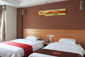 Albergues - Thank Inn Chain Hotel Guangdong Heyuan East Xingyuan Road
