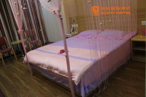 Hostales Baratos - JUNYI Hotel Shanxi Linfen Huozhou Railway Station