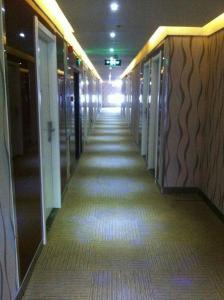 Hostales Baratos - Thank Inn Chain Hotel Jiangsu Lianyungang Xingfu Road