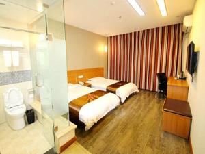 Auberges de jeunesse - Thank Inn Chain Hotel Hebei Xingtai Ren County East Xinxing Road