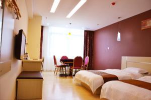 Albergues - Thank Inn Chain Hotel Guangdong Heyuan Shixin District Wangyuan Road