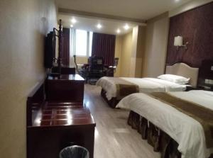 Auberges de jeunesse - JUNYI Hotel Sichuan Neijinag Zhong District Daqian