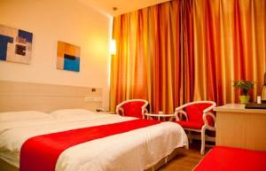 Auberges de jeunesse - Thank Inn Chain Hotel Hebei Cangzhou New Bohai District