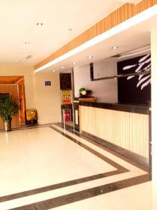 Auberges de jeunesse - Thank Inn Chain Hotel Mengyin Town Nanhuan Road