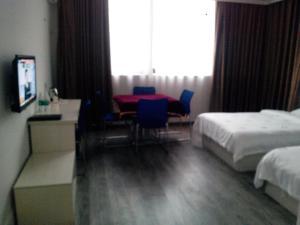 Hostels und Jugendherbergen - JUNYI Hotel Jiangxi Xinyu Baoshi Park