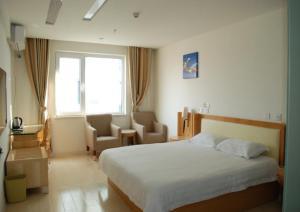 Auberges de jeunesse - Thank Inn Chain Hotel Shandong Jiaozhou Beihuan Road