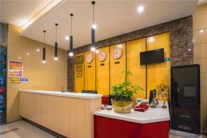 Hostels und Jugendherbergen - Thank Inn Chain Hotel Sichuan Guangan Wusheng County Hongwu Avenue