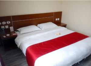 Hostales Baratos - Thank Inn Chain Hotel Hebei Baoding Dingxing Yingbin Avenue