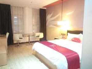 Albergues - Thank Inn Chain Hotel Dalingshan Town Songshan Lake