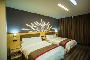 Auberges de jeunesse - Thank Inn Chain Hotel Guangdong Dongguan Shatian Town Furniture Avenue
