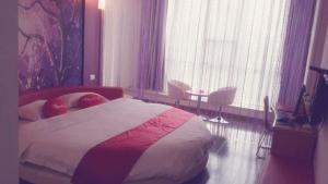 Auberges de jeunesse - Thank Inn Chain Hotel Shanxi Lvliang Lishi Beichuanghe Road