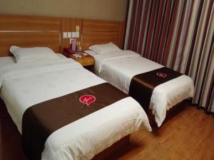 . Thank Inn Chain Hotel Jiangxi Yichun Zhongshan Road Bubugao